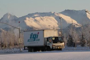 TGI-Box-Truck Loading