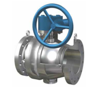 VAN BI - SUN VALVE - HÀN QUỐC ,THÉP ĐÚC - 2-PC CAST STEEL TRUNNION BALL VALVE