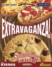 Otis Spunkmeyer Cookie Dough Fundraising Extravaganza