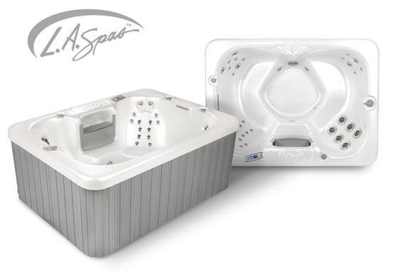 L.A.Spas Hot Tubs