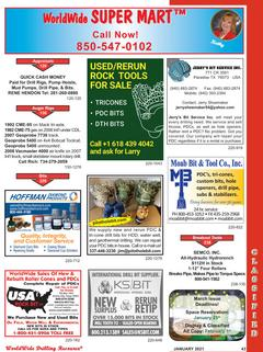 Classifieds Direct January