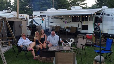 Rv Trailer Amp Big Rig Camping