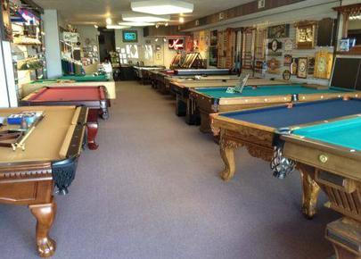 Welcome - Pool table sales and service
