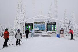 10 Things you'll find at Silverstar, BC