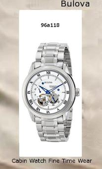 Bulova 96A118,mvmt watches men