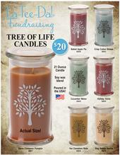 LaTeeDa Home Interiors Candle Fundraiser Brochure
