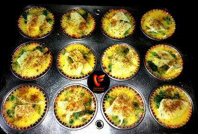 Egg Muffin Cups-Chef of the Future-Your Source for Quality Seasoning Rubs
