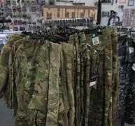 MULTICAM SCORPION MLITARY COMBAT UNIFORMS