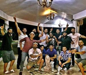 Santo Domingo Bachelor Party