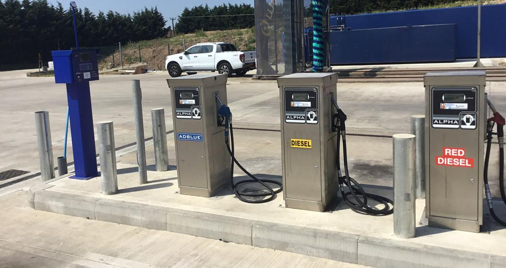 Fuel Transfer Pump - Commercial Fuel Pump - Fuel Dispenser