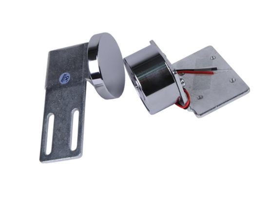 Electromagnetic locks automatic sliding door