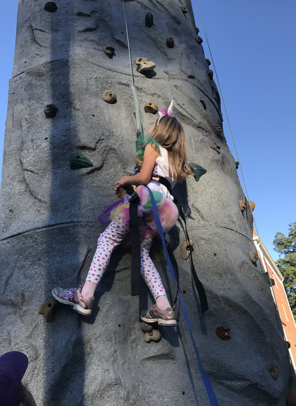 Portable Rock Wall Rentals Knoxville TN