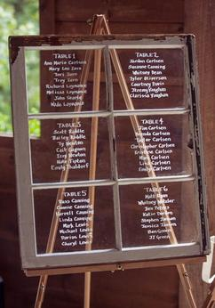 Sign Easels, Wedding Easels