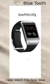 Samsung Galaxy Gear Smartwatch- Retail Packaging - Mocha Gray Compatible with Galaxy Note 3 and other Galaxy smartphones 1.63 inch Super AMOLED screen and 1.9 Megapixel camera Place calls and answer them directly from your Galaxy Gear Enjoy the S Voice personal assistant right on your wrist Includes Samsung Galaxy Gear, wall charger, charging cradle, quick start guide,bluetooth watches