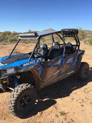 Polaris RZR rentals in Peoria