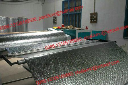 aluminium coated PET bubble wrap