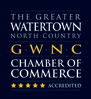 Greater Watertown North Country Chamber of Commerce Logo