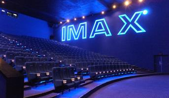 IMAX THEATER SEATTLE