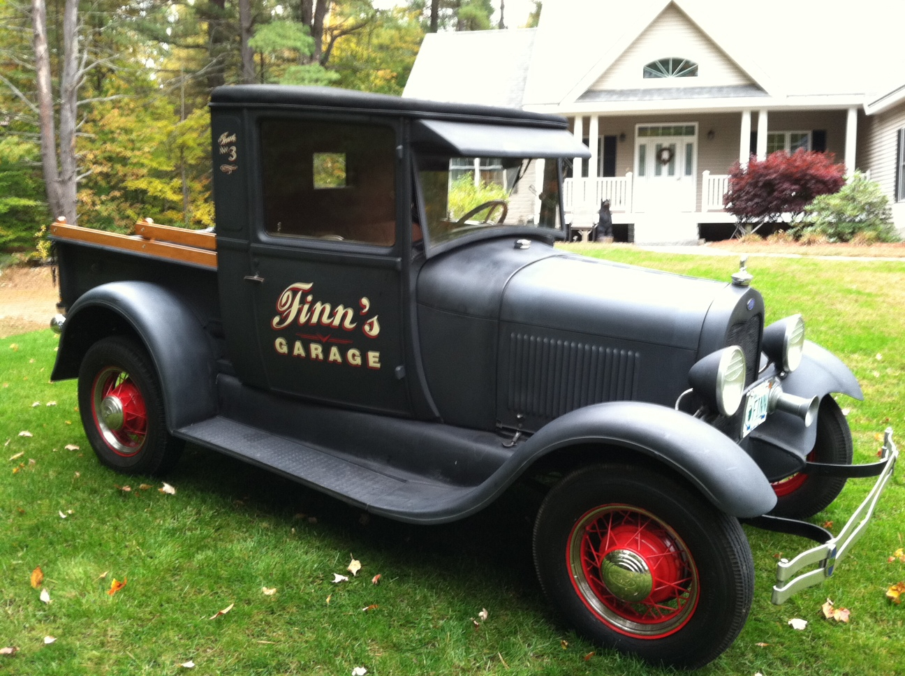 Finn\'s Garage - Antique Classic And Special Interest Vehicle Consultants