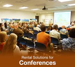 Rental Solutions for Conferences in United Arab Emirates