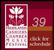 Highlands Cashiers Camber Music Festival