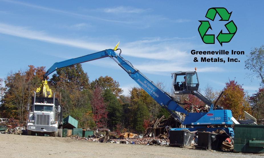 Greeneville Iron & Metals.com - Scrap Yards, Junk Yard, Recycling