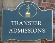 College transfer admissions Dr Paul Lowe