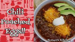 Chili Poached Eggs Recipe, Noreen's Kitchen
