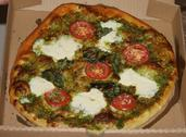 Wood Fired Pizza - Pesto
