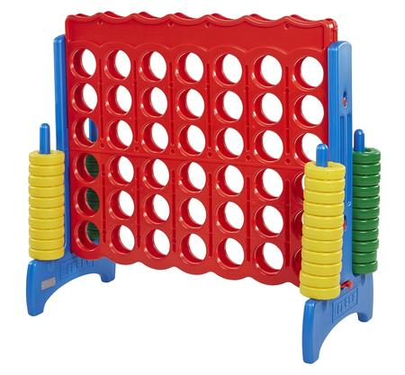 Fresno Best Party Game Rentals GIANT Connect Four