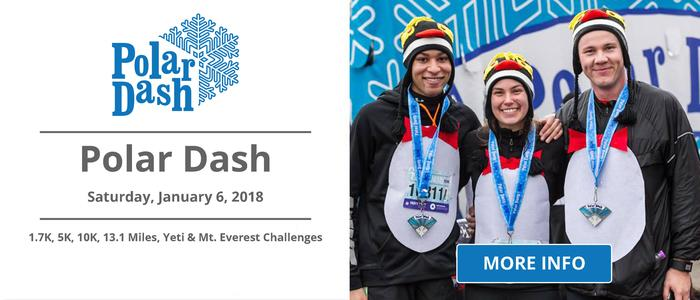 Chicago Polar Dash