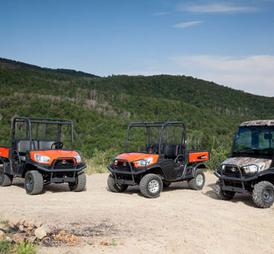 Utility Vehicle Sales in San Diego, Temecula, Escondido & Vista | Pauley Equipment Company