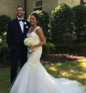 Belfair Plantation Clubhouse Wedding by Lisa Kenward Events