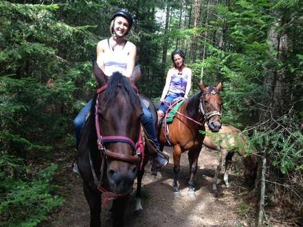 Trail ride - Saranac Lake Attractions