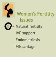 Help with Natural fertility, IVF support, Endometriosis, PCOS, and Miscarriage support