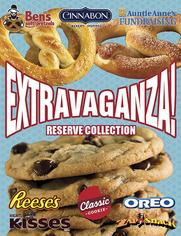 Extravaganza Reserve Cookie Dough Fundraiser