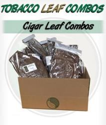 Bold Fire Combo -2 Lbs Cigar Tobacco RYO Leaves