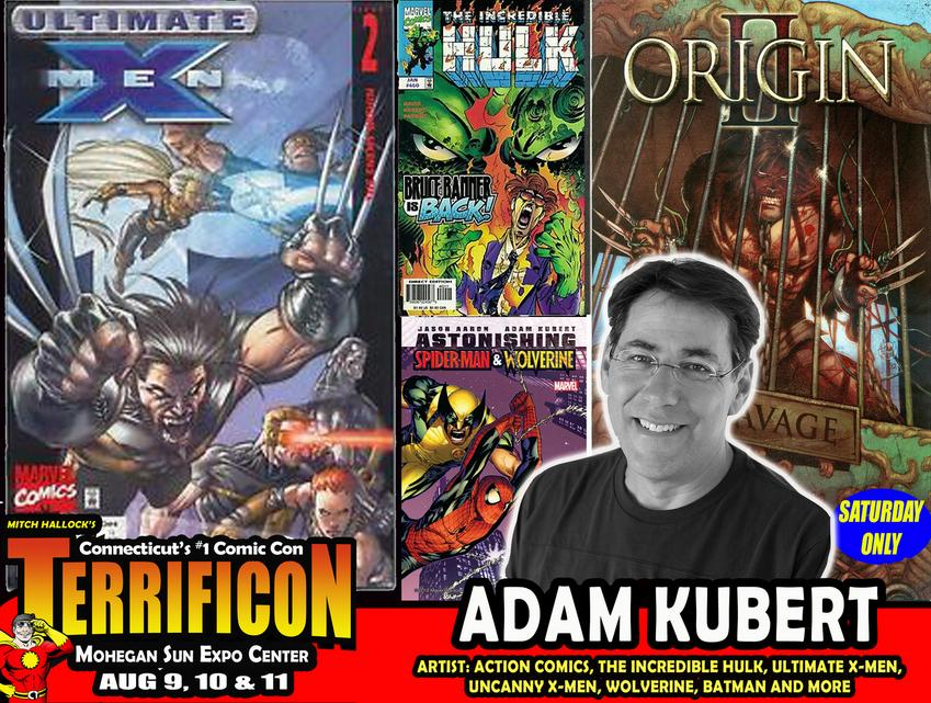 adam kubert terrificon