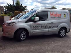 Hider heating Yeovil