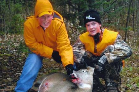 Youth Whitetail Deer Hunts