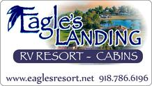 eagles landing rv resort and cabins