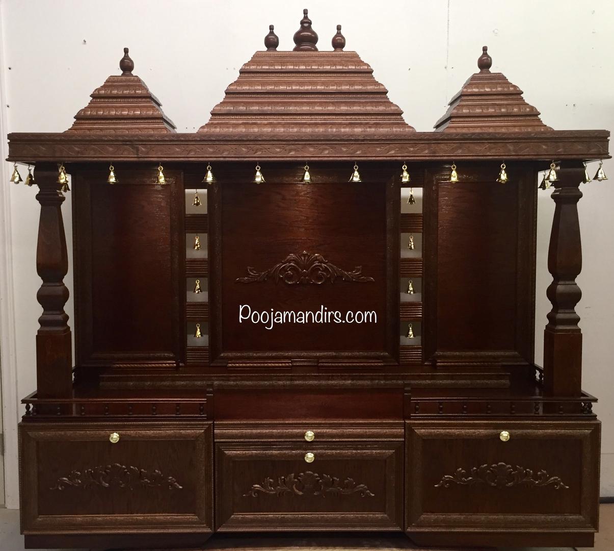 Pooja Mandirs Usa Upgrade Options