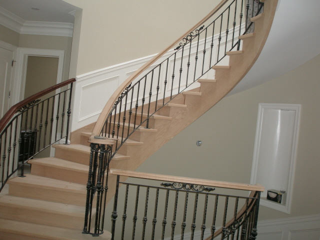 to regard stairs indoor with interior plan iron railing home inspirations ideas for railings metal stair
