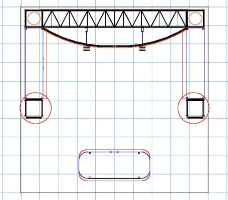 Opal EZ12 tool-less collapsible truss trade show display exhibit floor plan.