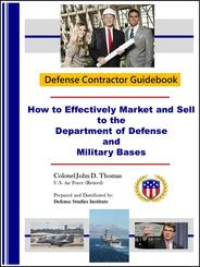 How to Effectively Market and Sell to DoD and to Military Bases