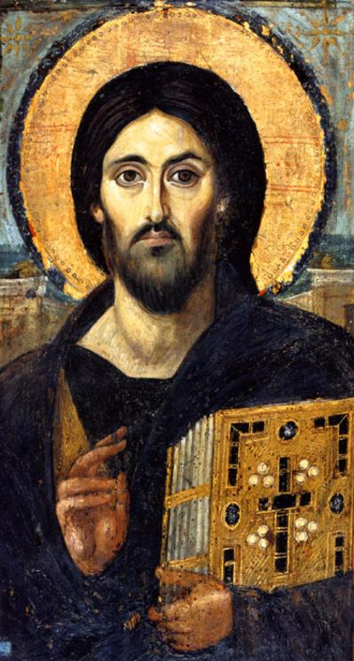 The meaning of Byzantine Orthodox iconography.