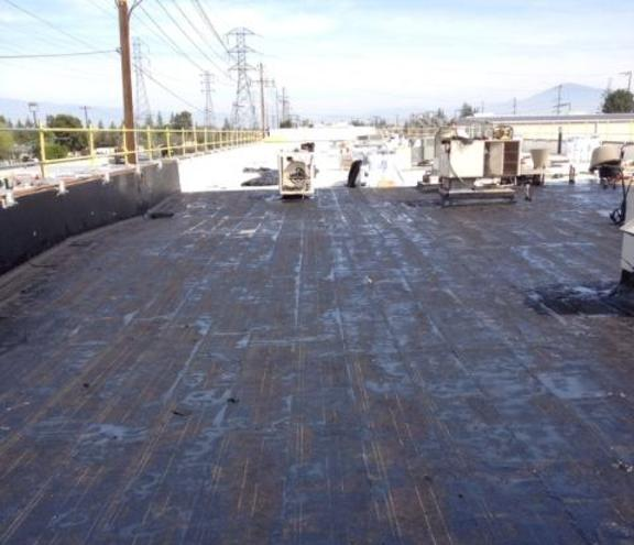 Nations Roof Modified Bitumen Roof Systems