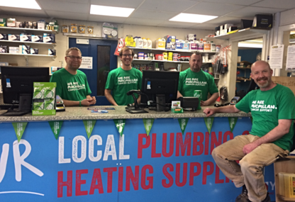 YPS Plumbing Supplies and Bradfords Building supplies support Macmillan Cancer Support