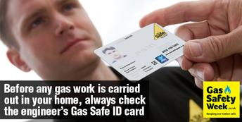 Gas Safe Week with YPS Plumbing Supplies