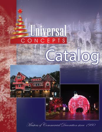 universal concepts catalog - Christmas Catalog